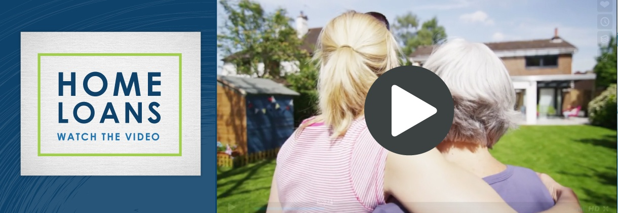 Watch a video about our home loans.